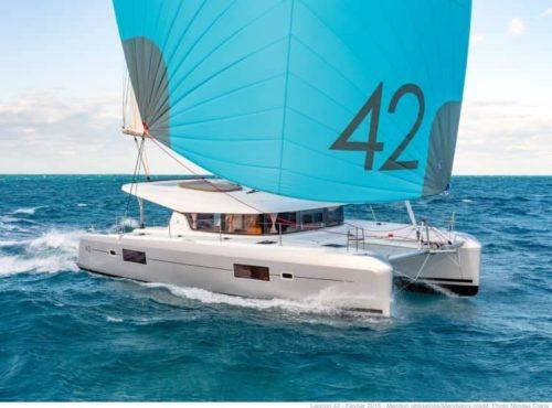 LAGOON 42 new model 2020